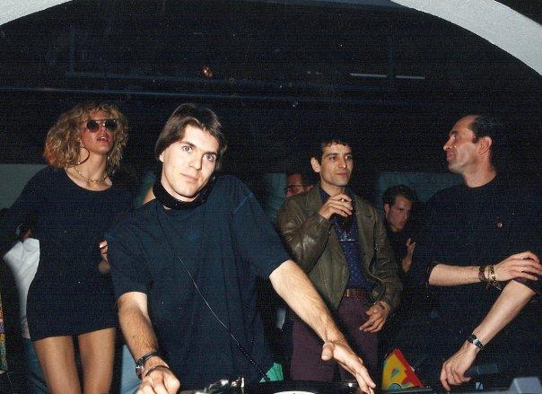 Steve Stefano Binotto con Leo e Vasco