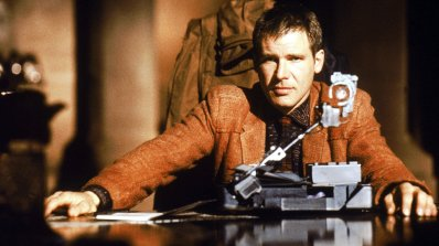 Blade Runner (1982) Harrison Ford as Rick Deckard